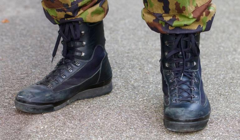 Capturan a falso militar que pedía papeles en Bogotá: Falso soldado pedía dinero y documentos a ciudadanos en Bogotá