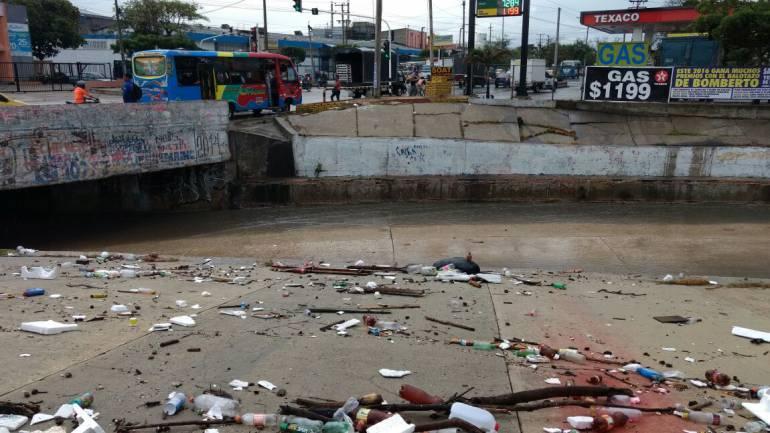 Adjudican canalización del arroyo de la 21, y Avenida del Río
