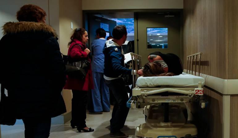 Alerta por sobrecupo de pacientes en el Hospital San Rafael de Tunja: Alerta por sobrecupo de pacientes en el Hospital San Rafael de Tunja