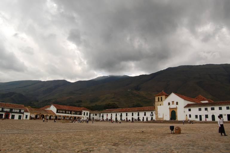 El festival de cometas de Villa de Leyva, activó el turismo después del paro camionero: El festival de cometas de Villa de Leyva, activó el turismo después del paro camionero