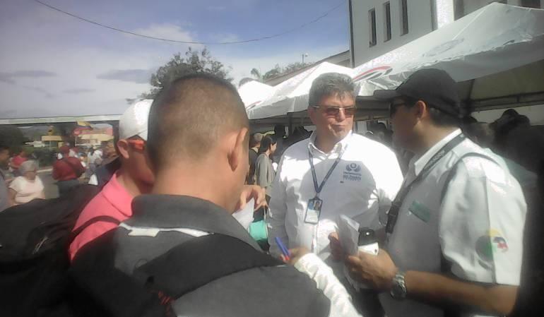 Defensor Regional del Pueblo, Jorge Villamizar