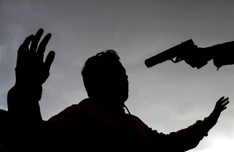 ASESINATO EN MANIZALES: De seis disparos asesinaron a un joven de 21 en el barrio San Ignacio