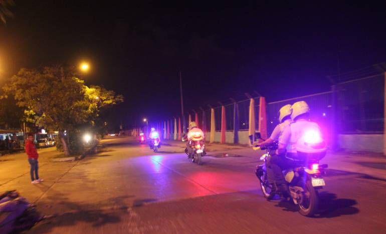 Las Caravanas de Seguridad hacen parte de los planes para mejorar la vigilancia en Barranquilla