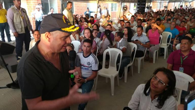 Proyecto Batallón Paraíso: Vicepresidente arremete contra críticos del proyecto en lote del batallón