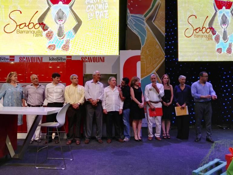 Inauguración 'Sabor Barranquilla'