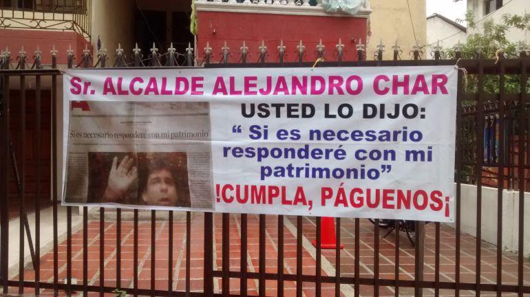 Ciudad jard n en barranquilla denuncian agrietamiento de for Barrio ciudad jardin barranquilla