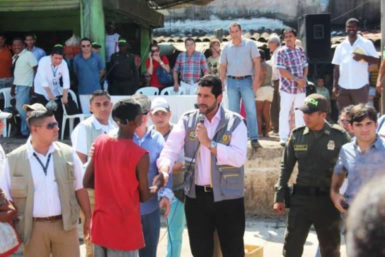 Juzgado de Cartagena tumbó decreto del exalcalde Vélez para expropiar lotes de Bazurto: Juzgado de Cartagena tumbó decreto del exalcalde Vélez para expropiar lotes de Bazurto