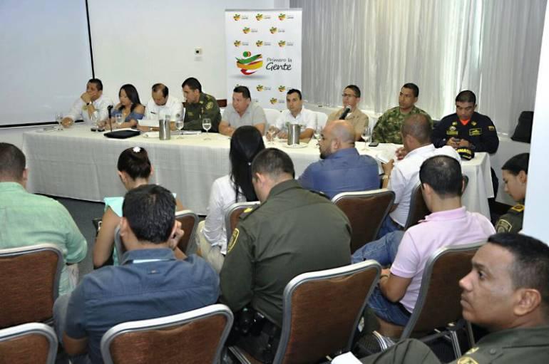 Homicidios por riñas en Cartagena se han reducido en un 24%: Homicidios por riñas en Cartagena se han reducido en un 24%