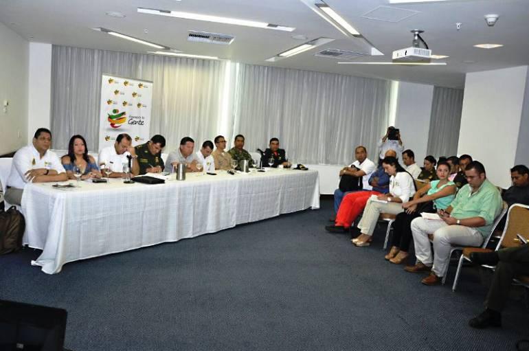 Los operativos a motos después de 11 de la noche continuarán en Cartagena: Los operativos a motos después de 11 de la noche continuarán en Cartagena