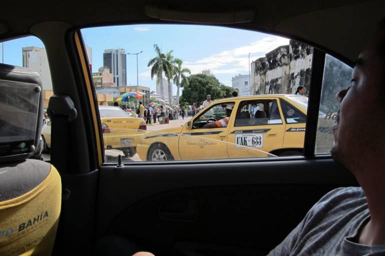 Este año los taxis de Cartagena tendrán taxímetro con nueva plataforma tecnológica: Este año los taxis de Cartagena tendrán taxímetro con nueva plataforma tecnológica