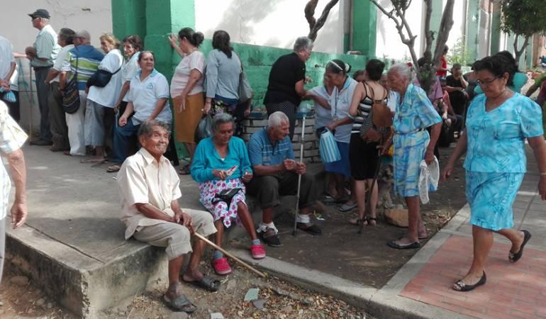 Suplantan abuelos para cobrar subsidios en Cúcuta