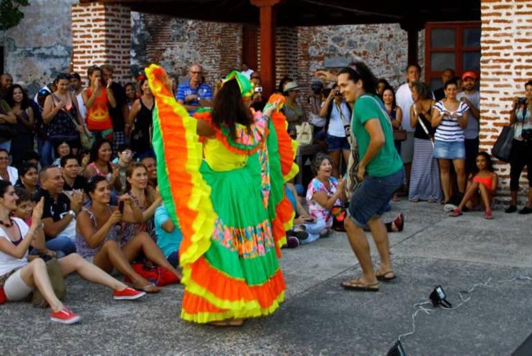 Las murallas de Cartagena se llenan de música, este viernes, con el corredor cultural: Las murallas de Cartagena se llenan de música, este viernes, con el corredor cultural