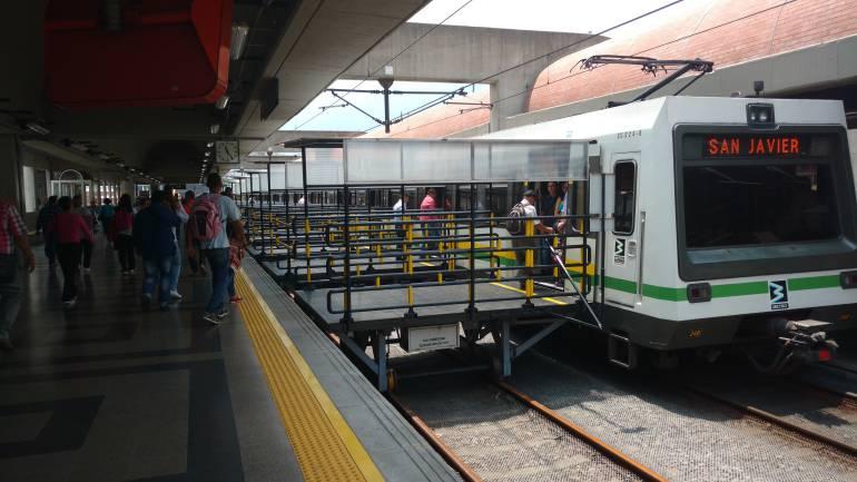 Metro de Medellín operará con normalidad en todas las estaciones este miércoles