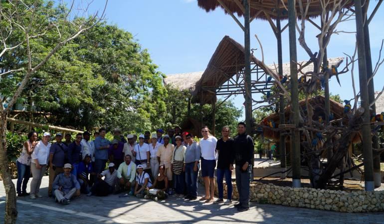 Planes turísticos en Cartagena: Cartagena quiere ser referente en turismo de avistamiento de aves