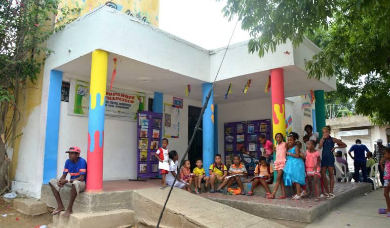 Dos proyectos de bibliotecas públicas de Cartagena serán apoyados por MinTIC