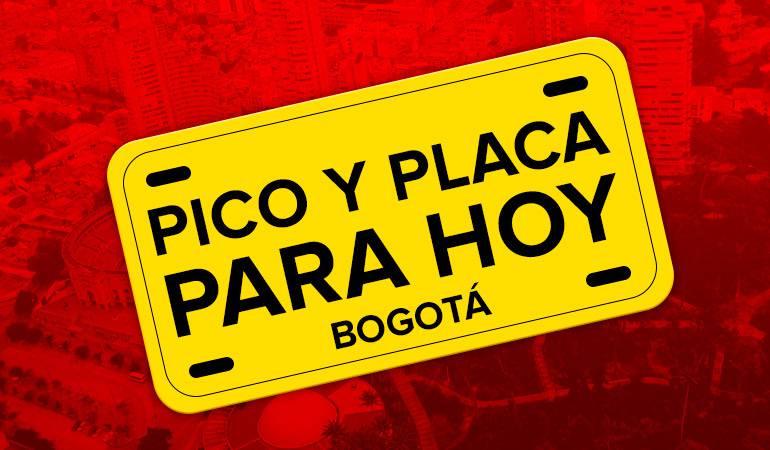 Pico y Placa Bogotá: Pico y Placa en Bogotá