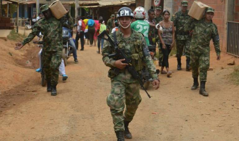 Santos anuncia la pregunta que incluirá el plebiscito en Colombia