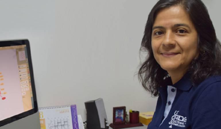 Profesora Javeriana crea sistema para facilitar búsqueda en bases de datos