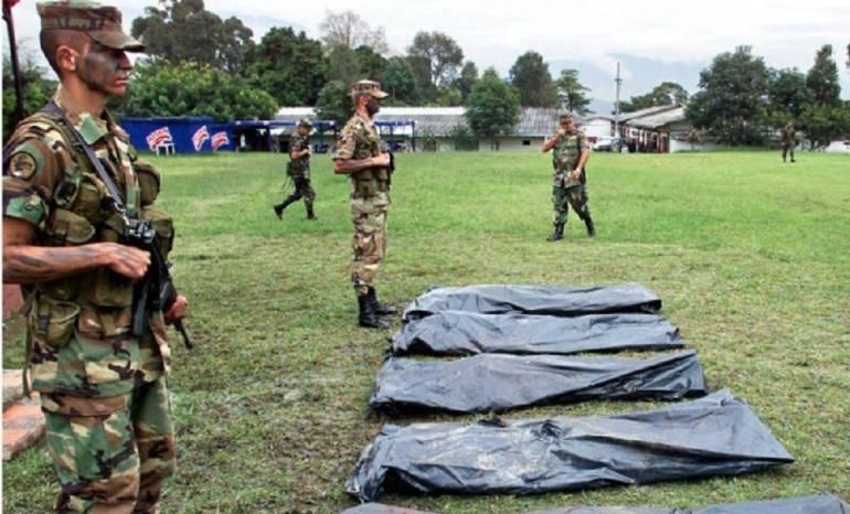 A la cárcel suboficial del ejército por falso positivo: A 20 años de cárcel condenado suboficial del Ejército por falso positivo en Cartago