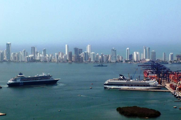 Lanzamiento de la temporada de cruceros 2016-2017 en Cartagena: Lanzamiento de la temporada de cruceros 2016-2017 en Cartagena