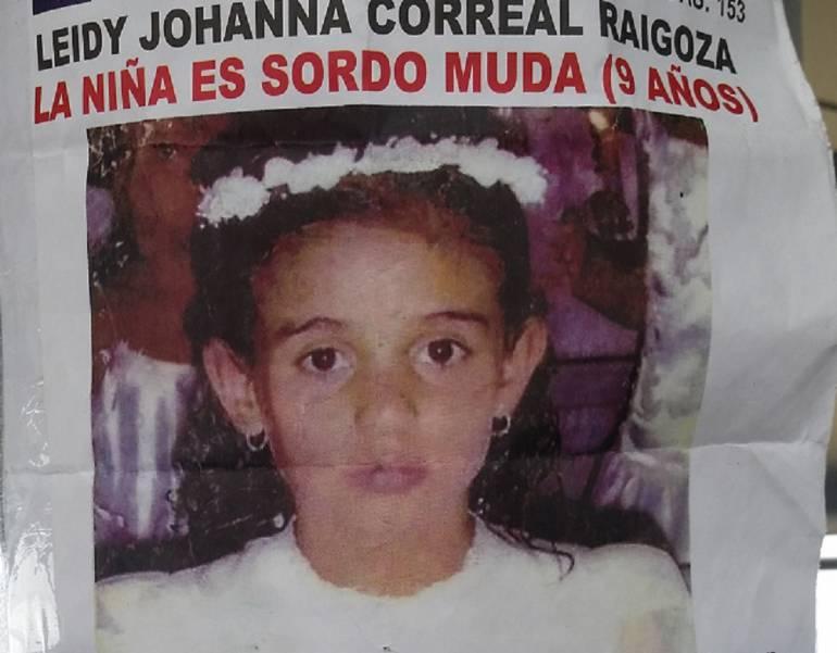 En busca de los desaparecidos: En Cali madre busca a su hija de nueve años raptada en el Huila