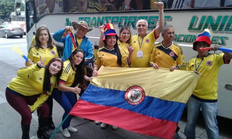 Del brillo en Barranquilla a la oscuridad en Manaos — James Rodríguez