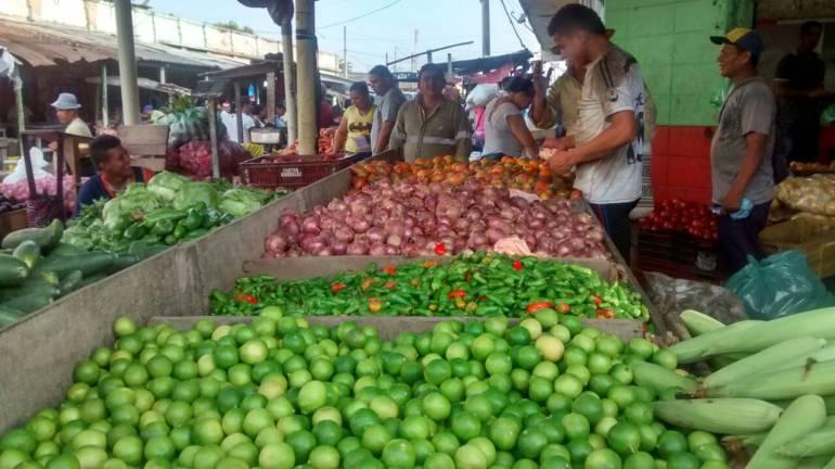 Precios alimentos: En Barranquilla, los precios de los alimentos están por el suelo