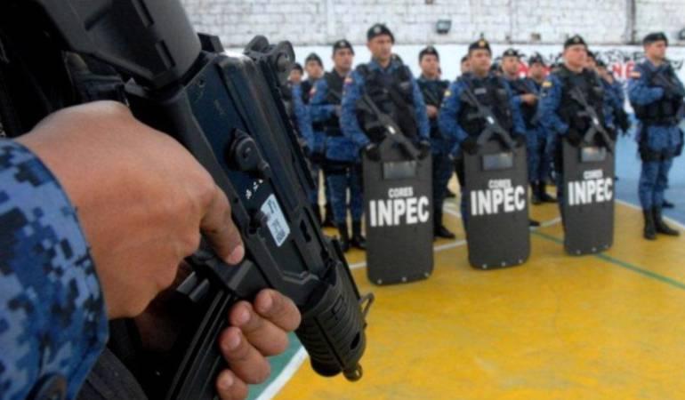 Funcionarios del Inpec son capacitados en el acuerdo de paz