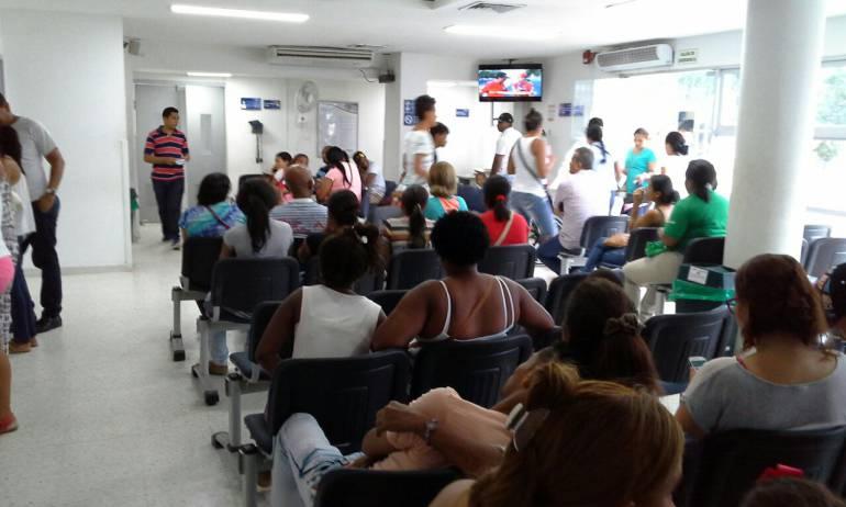 EPS Salud Total vulneraría derechos fundamentales a usuarios de Sogamoso: EPS Salud Total vulneraría derechos fundamentales a usuarios de Sogamoso