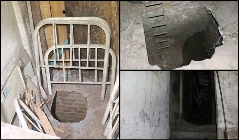 Hallan túneles en el Hospital de Cartago, donde robaban material médico