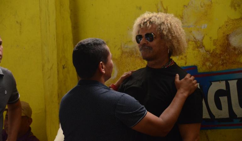 Carlos Pibe Valderrama: Muere en accidente hermana del Pibe Valderrama
