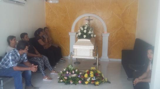 Muere familiar del Pibe Valderrama: Hermana de 'El Pibe' será sepultada junto a su papá 'Jaricho'