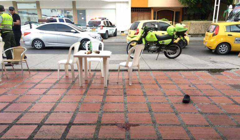 Motociclistas bloquearon vías de Cartagena por medida de restricción de parrilleros