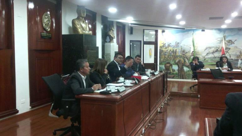 Concejo de Tunja exige explicaciones al IGAC por alza de impuesto predial: Concejo de Tunja exige explicaciones al IGAC por alza de impuesto predial