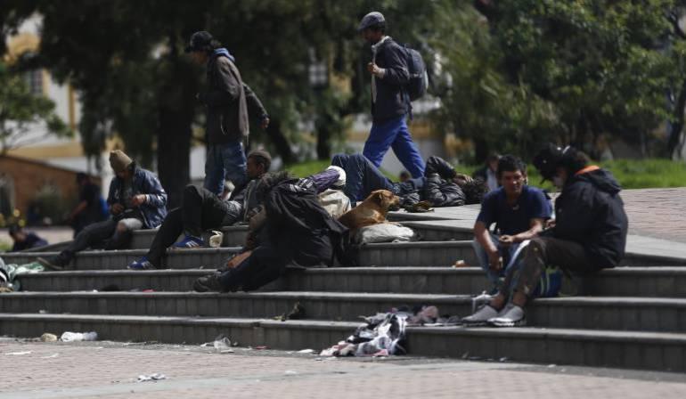 Habitantes de Calle en Dosquebradas: Personería de Dosquebradas vigilará situación de los habitantes de calle