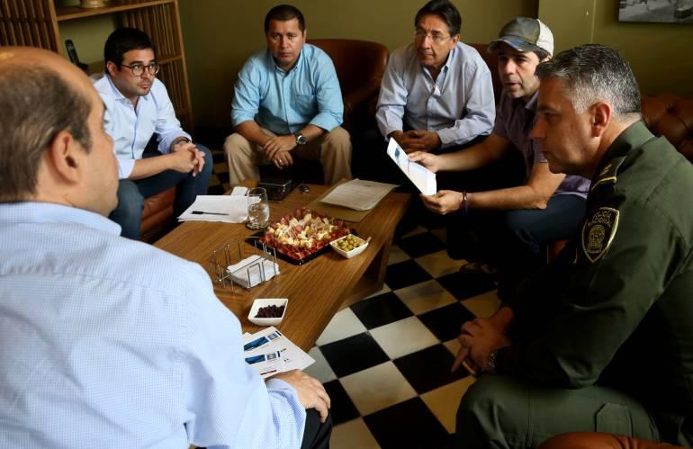 Fiscal anuncia plan para evacuar 7 mil audiencias represadas en Barranquilla