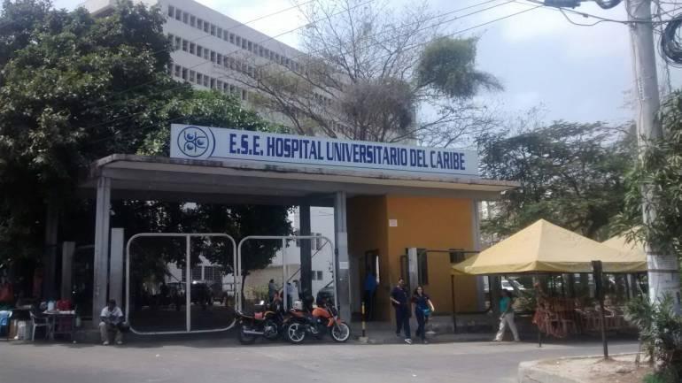 171 urgencias en el Hospital Universitario el fin de semana de la paz en Cartagena
