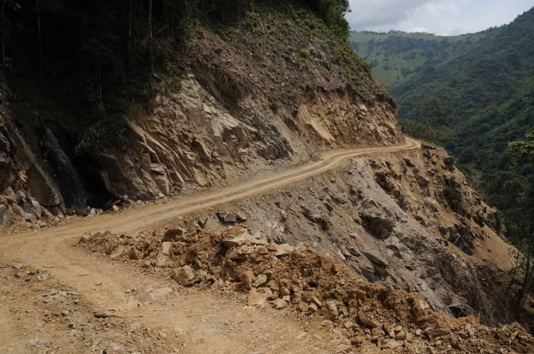 VÍAS TERCIARIAS: El país necesita $3,5 billones para mejorar vías terciarias en el posconflicto