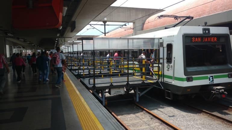 Metro de Medellín prestará servicio gratuito durante el plebiscito