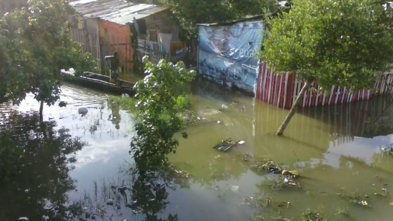 61 barrios y 3.250 familias afectadas deja coletazo del huracán Mathew en Cartagena: 61 barrios y 3.250 familias afectadas deja coletazo del huracán Mathew en Cartagena