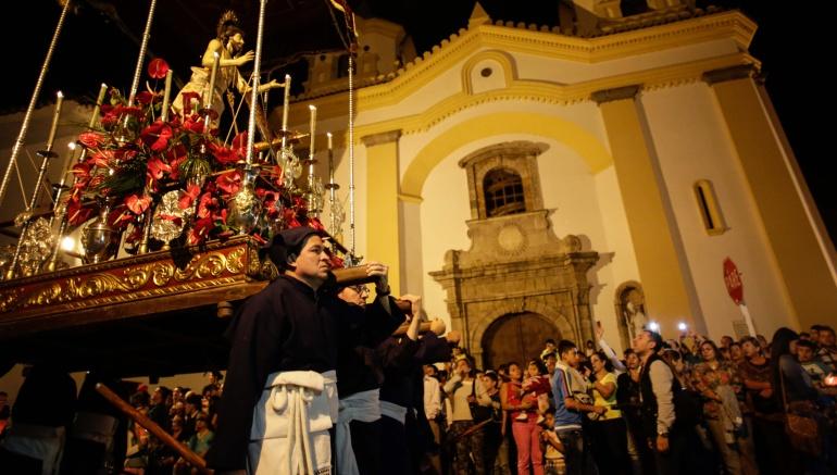 Semana Santa: Tambalea en la Corte Constitucional la semana santa de Popayán