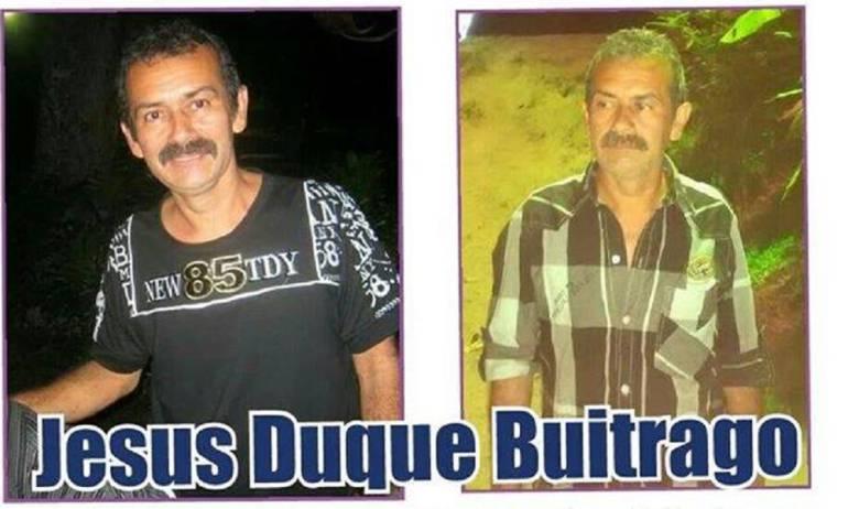 En busca de los desaparecidos en el Valle del Cauca: Jesús Duque Buitrago está desaparecido desde el 19 de septiembre