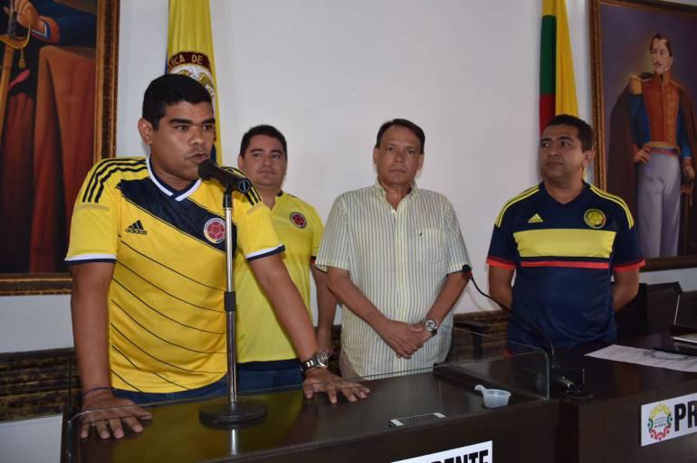Asamblea de Bolívar eligió mesa directiva 2017: Asamblea de Bolívar eligió mesa directiva 2017