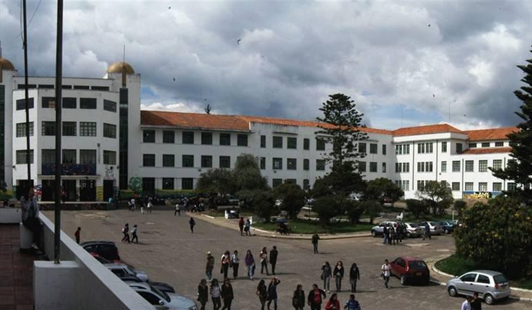 Levantan suspensión de actividades académicas para estudiantes de la UPTC: Levantan suspensión de actividades académicas para estudiantes de la UPTC