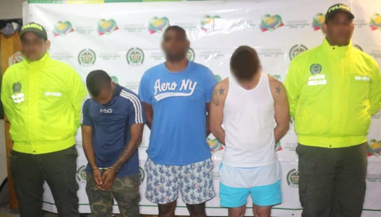 "Desarticulan en Cartagena a la banda delincuencial ""Los Whatsapp"": Desarticulan en Cartagena a la banda delincuencial ""Los Whatsapp"""