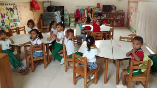 Tras millonaria inversión un jardín infantil fue desocupado por presentar alto riesgo