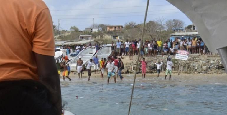 Alcaldía de Cartagena capacita en primeros auxilios a habitantes de la zona insular
