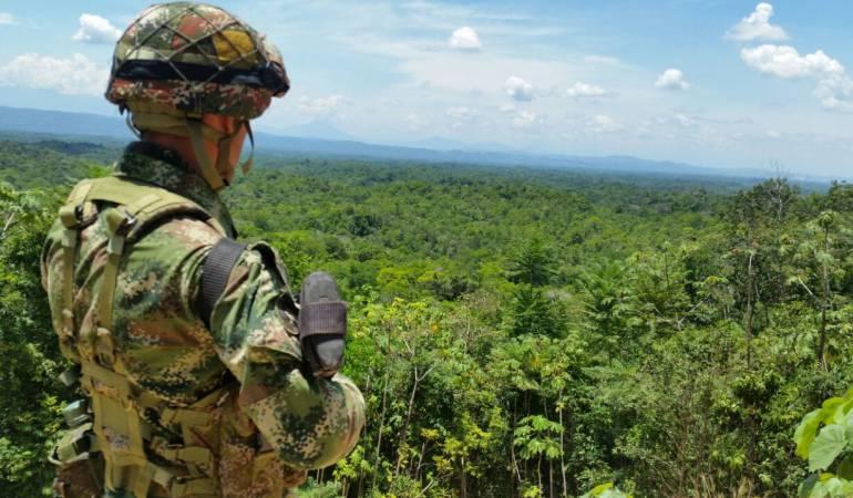 VENEZUELA: Detienen a guerrilleros ELN en frontera con Venezuela