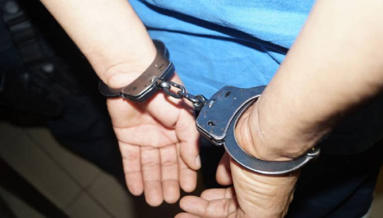 Capturado hombre quien dio muerte a su hijastra de diez años