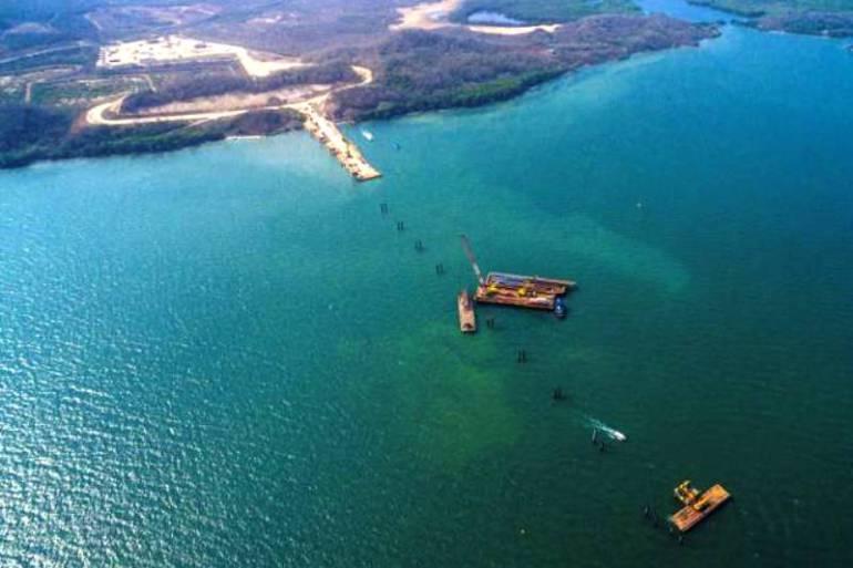 Comisión de zonas francas da vía libre al Puerto de El Cayao en Cartagena: Comisión de zonas francas da vía libre al Puerto de El Cayao en Cartagena